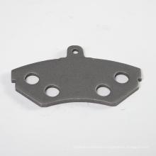 Auto Brake Pad Manufacturer Brake Parts Rear Brake Pad Back Plate
