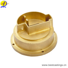 OEM Custom Brass Die Casting with CNC Machining