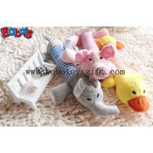 """7.9 """"Plüsch Tier Haustier Spielzeug in längere Körper mit Squeaker für Hund Katze Bosw1067 / 20cm"""
