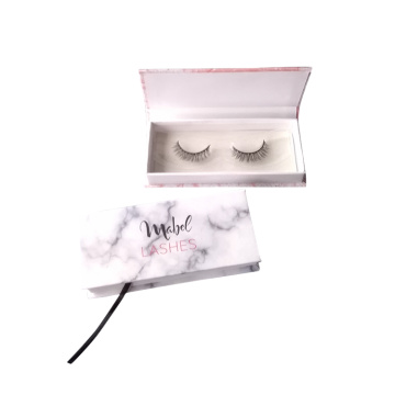 Custom Magnetic Empty False Eyelash Box Packaging