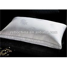 Высокое качество 100 процентов хлопка ткани wholsale домой вниз подушку