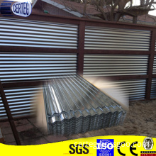 Corrugated Sheet for Wall Panels