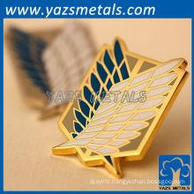 custom hot sale cartoon lapel pin
