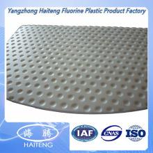 HAITENG PTFE Dimpled Sheet Plastic PTFE Plate