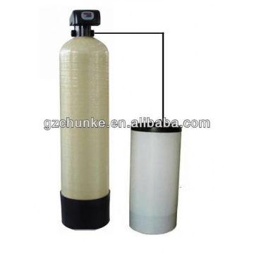 Sistema de ablandamiento de agua de alto rendimiento para tratamiento de agua