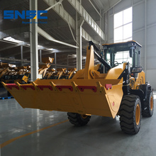 Small Wheel Loader Harga 2 Ton