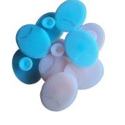 Escova de Lavagem de Rosto de Silicone Flexível e Suave