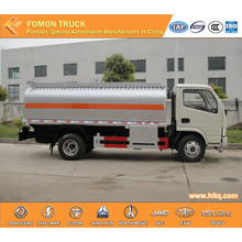 DFAC 4x2 Liquid Chemical Storage Tank Truck Capacity 4000L