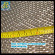 Malha de tela de alumínio (fábrica)