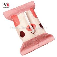 heißer Verkauf benutzerdefinierte süße Muster Leinen Tissue Box
