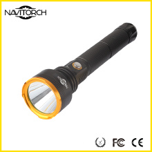 Dual 26650 Batteries Twice Run Time High Brightness 860 Lumens Aluminum Flashlight (NK-2622)