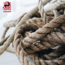 Customizable Deers PP 6 Strand Twisted Rope For Packing