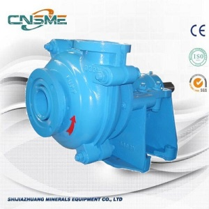 Heavy Duty Metal Mud Slurry Pump