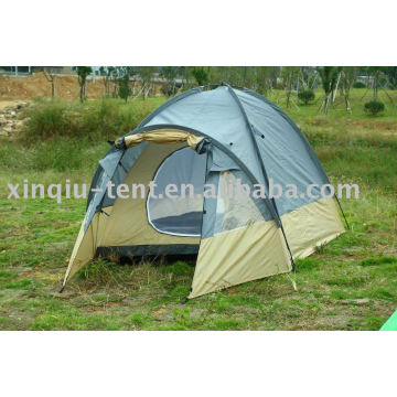 5 person outdoor big family tent