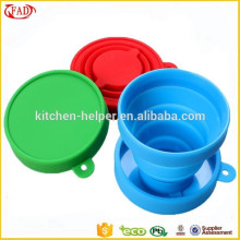 As Seen On TV Food Grade Silicone Collapsible Cup