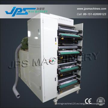 Jps650-4c Etiqueta de marca de etiqueta de rollo automático