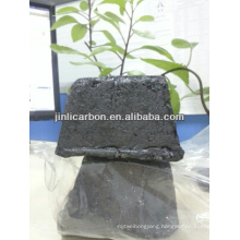 Low ash Low sulpur carbon electrode paste