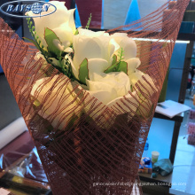 flower wrapping paper suppliers nonwoven flower wrapping mesh rolls
