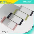 Protector de pantalla de cristal templado HD vidrio templado sin burbujas para Sony Xperia xz