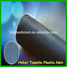 18 * 16 / pulgadas negro / gris Color Plisse insecto pantalla / fibra de vidrio pantalla malla Mesh / DIY magnético