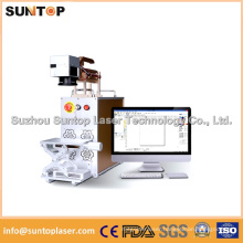 Desktop Fiber Laser Marking Machine/Mini Laser Marking Machine