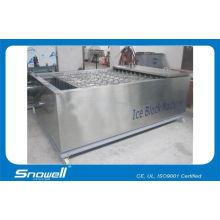 Industrial Ice Block Machine / Maker For Big Ice Block Making , High Efficiency