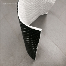 Best quality HDPE Composite Drainage Board with Geotextile