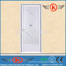 JK-AW9015 best selling modern turkey aluminum door for bathroom