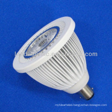 6W BA15D base AR70 led light 110V/220V