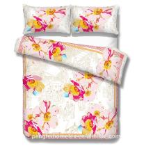Nouvelle conception Tissu en tôle brossée à haute qualité pour textile à la maison
