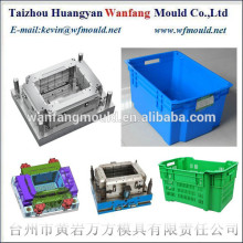 custom design crate mold/supply all size fruit crate molds/injection mould