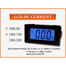 LCD Mini Digital Panel Meter