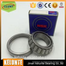 Utilizado en engranajes de reducción rodamiento de rodillos cónicos 31316 Marca de fábrica de Japón 31316 NSK que lleva 80x170x42.5mm