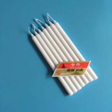 Billiga Dripless White Paraffin Candles