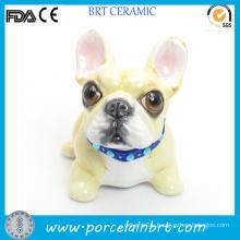 Lovely Children′s Gift Dog Ceramic Money Saving Box