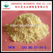 TMTM (no CAS NO.:97-74-5) pour les importateurs de produits chimiques de caoutchouc