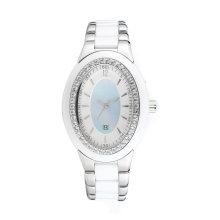 Relógios de aço inoxidável de venda quentes do OEM da senhora do relógio de quartzo de 2016 Badatong