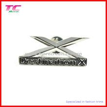 Beliebtes Zink-Legierungs-Metall-Emblem