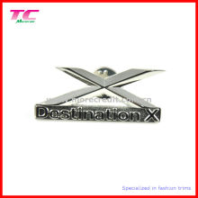 Popular Zinc Alloy Metal Emblem