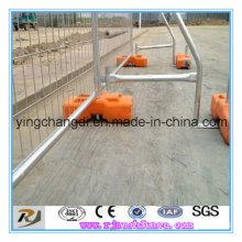2014 Hot Sale Galvanized Australia Temporary Wire Mesh Fence