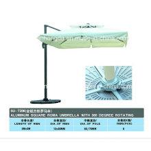 Parapluie carré de Roma de canopée de vent de résistance de 3X3m (YSBEA0016)
