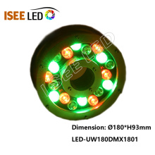 Music DMX LED underwater light IP65