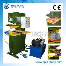 Máquina de reciclaje de residuos de piedra para hacer adoquines