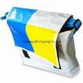 OEM Available Give Away Die Cut Tote Shopper Shoulder Bag