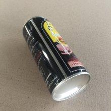 Latas de latas de aerosol de estaño para el coche limpio brilla protege