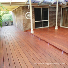 Luxury Merbau Wooden Decking for Villa