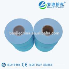 Rollo de esterilización plana