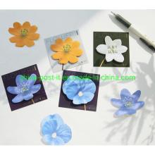 Flower Shape Plant Design N Post Sticky Notes