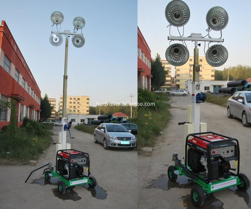 FZM-1000B Mobile Light Tower