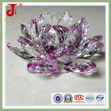 Lila Kristall Lotus Blume (JD-CF-309)